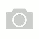 Blue Enamel & Nickel Urn- 7""