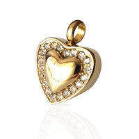 Sweet Heart - Gold Colour - SKU:255g