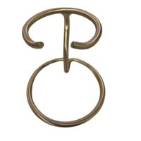 Stand for Keepsake Heart - Brushed Brass